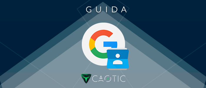 Come trasferire rubrica da android ad android con gmail - Rubrica android colori diversi ...