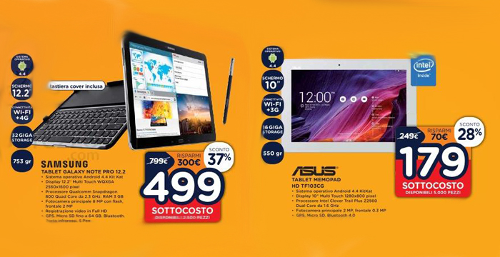 volantino-unieuro-giugno2015-offerte-tablet