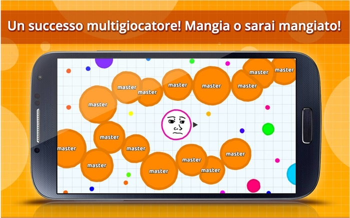 Agar.io giochi Android  multiplayer