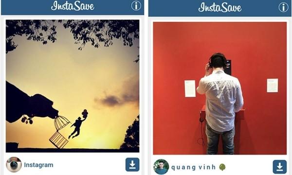 Come scaricare foto da Instagram su Android con InstaSave
