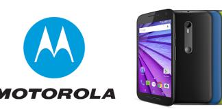 Confezione Motorola Moto G 2015