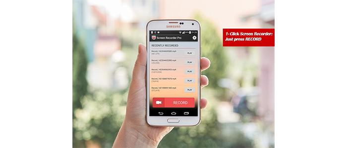 Le migliori 5 app per registrare lo schermo su android for App per vedere telecamere su android