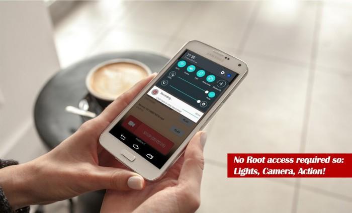 Le migliori 5 app per registrare lo schermo su android for App per progettare casa android