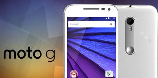 Nuovi rumor Motorola Moto G 2015