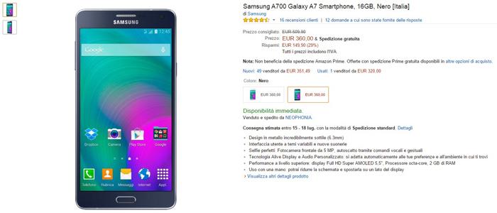 Samsung-Galaxy-A7-offerte-amazon-12072015
