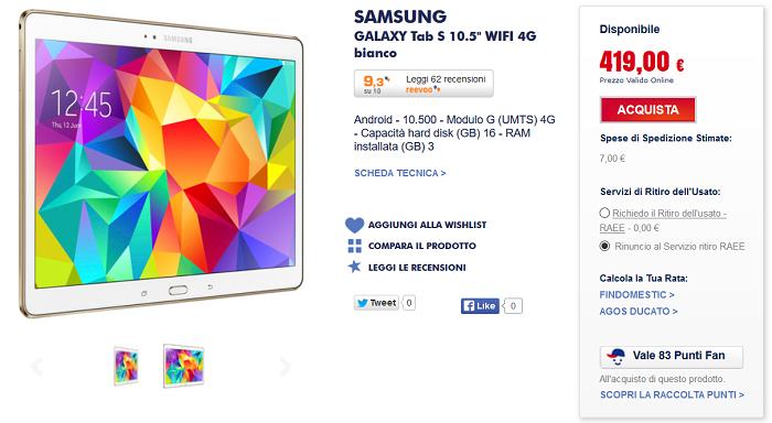 Samsung-Galaxy-Tab-S-10.5-Wi-Fi+LTE-caratteristiche- migliori-prezzi-e-specifiche-tecniche-7