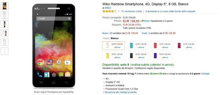 Wiko-Rainbow-4G-migliori-prezzi,-specifiche-tecniche-e-caratteristiche-4
