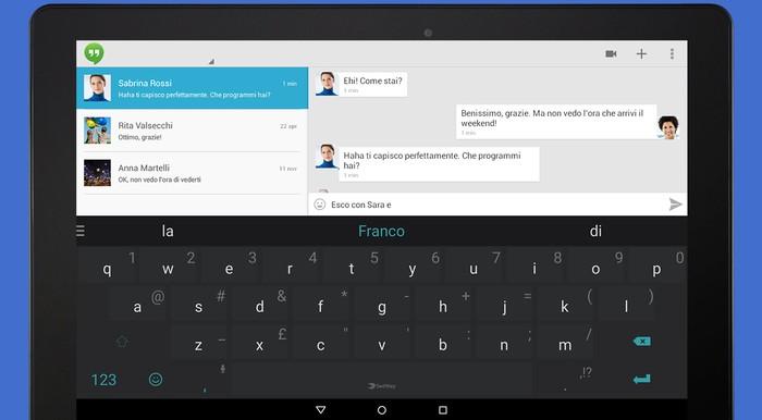 come togliere correttore automatico Android