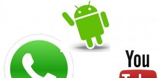 Come inviare video Youtube su WhatsApp Android