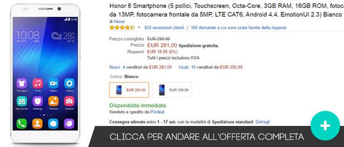 Honor-6-migliori-offerte-amazon-24082015