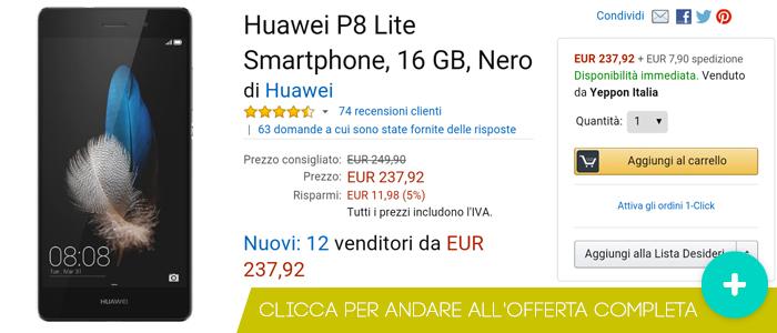 Huawei-P8-Lite-offerte-amazon-28082015