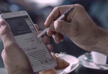 S Pen - Samsung Galaxy Note 5