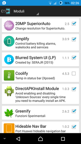 Xposed-LGG4-Senza-Recovery