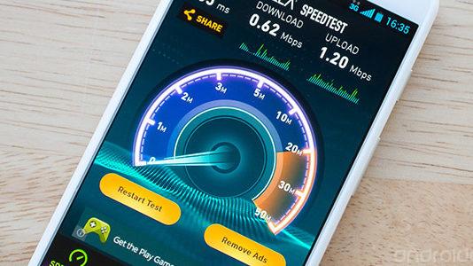 Speedtest gratis velocità connessione Internet