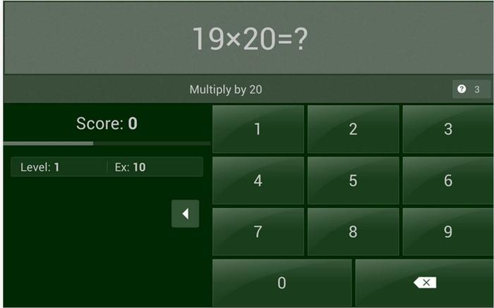 Trucchi Matematici applicazioni Android matematica