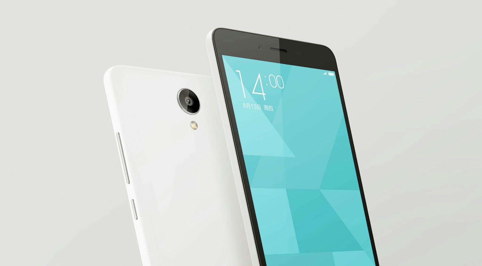 Xiaomi Redmi Note 2 Ufficiale Specifiche Tecniche