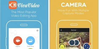 come creare video al rallenty su Android con VivaVideo
