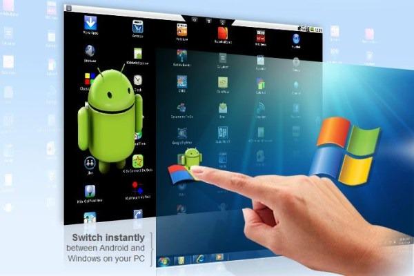 riprodurre schermo Android su pc
