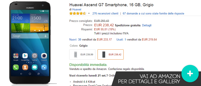 Hauwei-Ascend-G7-offerte-amazon-17092015