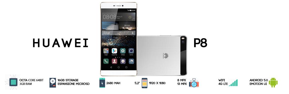 Huawei-P8-Specs