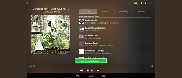 Le migliori app per ascoltare la radio su android for App per vedere telecamere su android