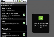 Remote Notifier ricevere le notifiche Android su pc
