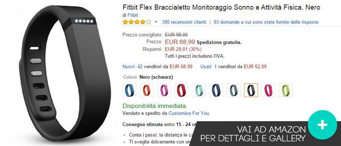 fitbit-flex-migliori-offerte-amazon-wearable-28092015