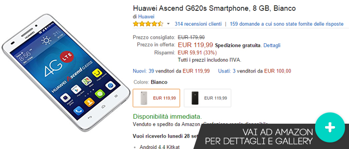 huawei-ascend-g620s-offerte-amazon-25092015