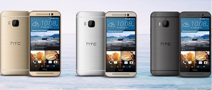HTC One M9e ufficiale