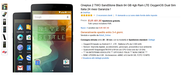 OnePlus-X-vs-OnePlus-2-differenze,-prezzi-e-specifiche-tecniche-a-confronto-4