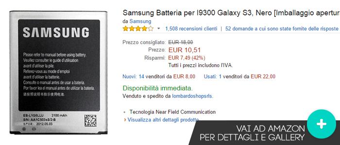 samsung-galaxy-s3-s3neo-batteria-migliori-offerte-amazon-ottobre2015