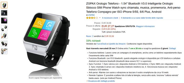 Amazon-ZGPAX-S28-Watch-Phone,-lo-smartwatch-super-economico-ma-con-slot-per-schede-sim-5