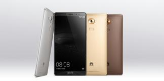 Huawei Mate 8 ufficiale
