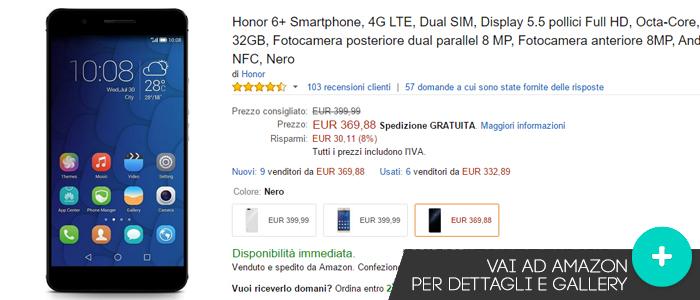 Offerte-Amazon-Honor6+-23112015