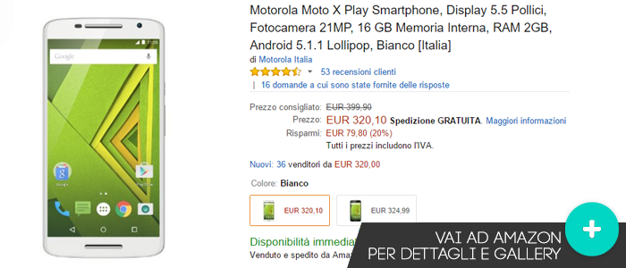 Offerte-Amazon-Motorola-Moto-X-Play