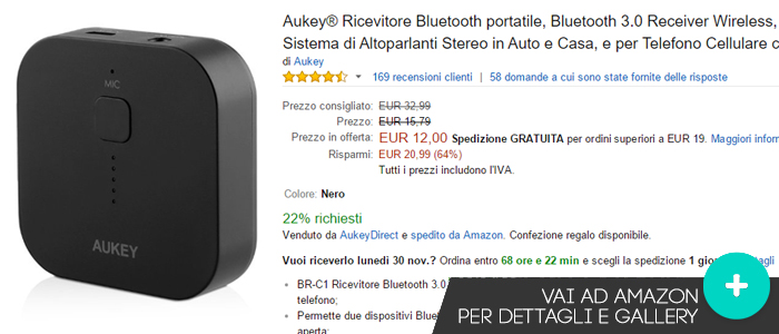 Offerte-Amazon-ricevitore-bluetooth-aukey-26112015