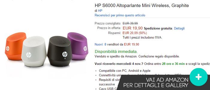 Offerte-HP-Altoparlante-Wireless-Amazon-02112015