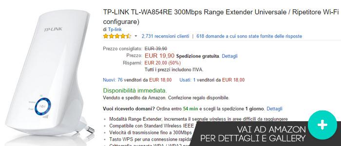 Offerte-TP-Link-Range-extender-Amazon-novembre2015