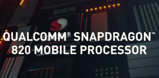 Qualcomm Snapdragon 820 ufficiale