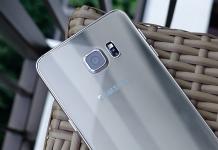 Samsung Galaxy S6 Edge Plus Titanium Silver