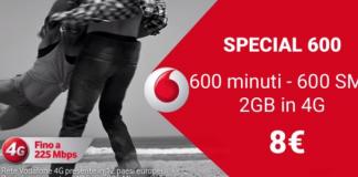 Vodafone Special 600