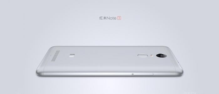 Xiaomi Redmi Note 3 ufficiale