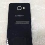 Samsung Galaxy A7 retro