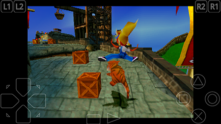 giochi ps1 su android
