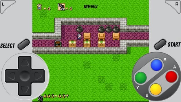 Download Roms snes Android