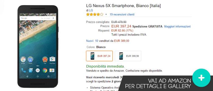 Offerta-Amazon-Nexus-5X