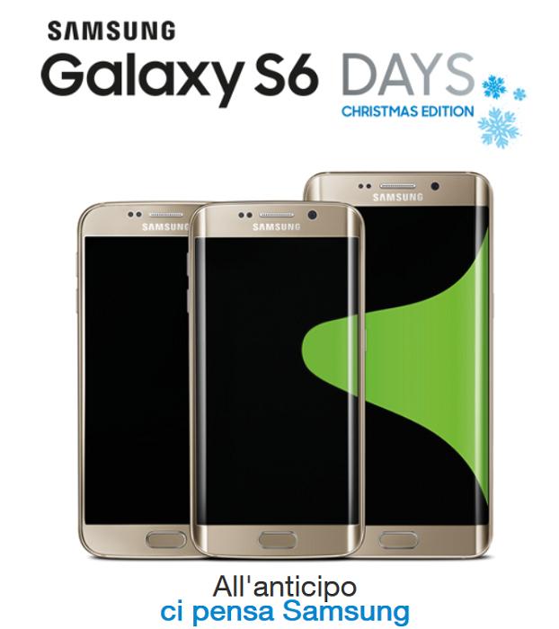 Samsung-Galaxy-S6-Days-Christmas-Edition-acquista uno-degli-smartphone-con-Tre-e-Postemobile-2