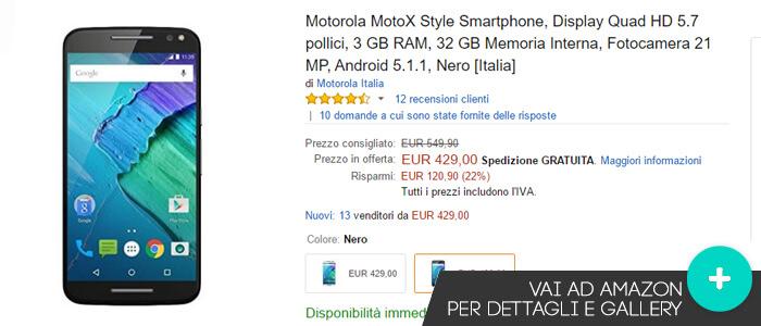 offerta-amazon-moto-x-style