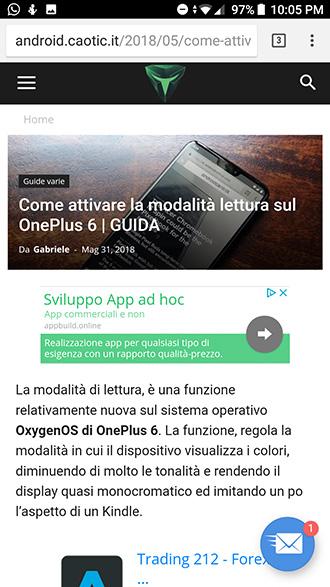 Salvare pagine web offline PDF