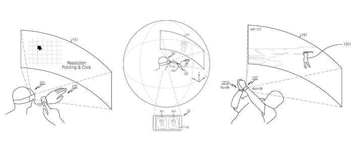 samsung-smartwatch-brevetti-realtà-virtuale